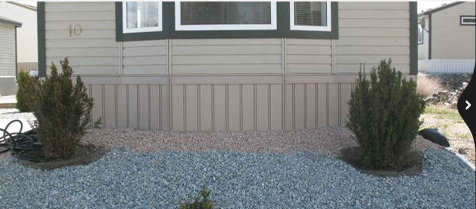 Insulated Skirting For Mobile Homes Alberta Taraba Home
